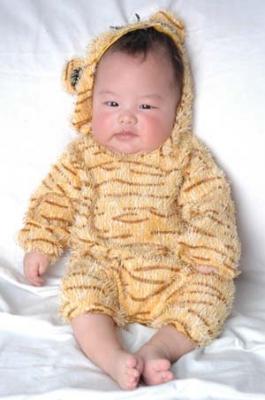上一张  下一张  查看原图 相片描述:我是一只小老虎 所属相册:毛毛